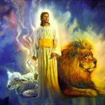 Четыре живых существа или полное откровение Иисуса -- Лицо Человека